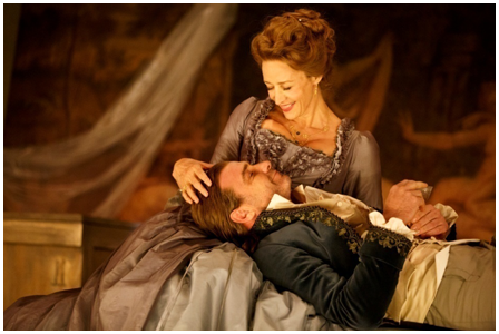 The Donmar Warehouse production of  Les Liaisons Dangereuses