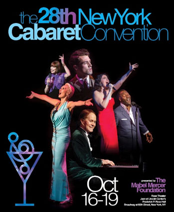 The 28th New York Cabaret Convention