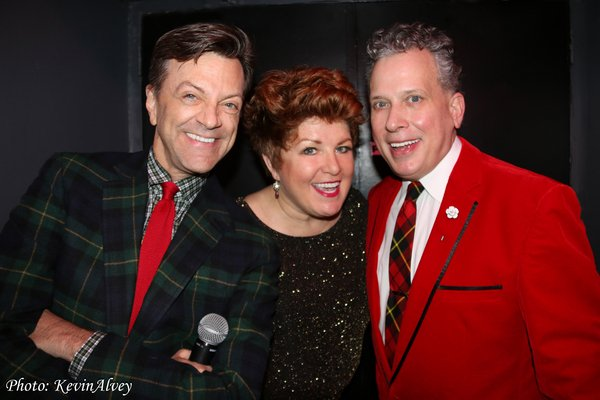 Jim Caruso, Klea Blackhurst, Billy Stritch
